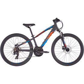 "Serious Rockaway 24"" Disco Niños, black/blue/orange"